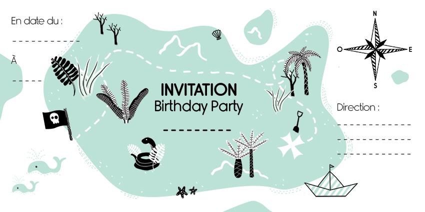 invitation_pirate