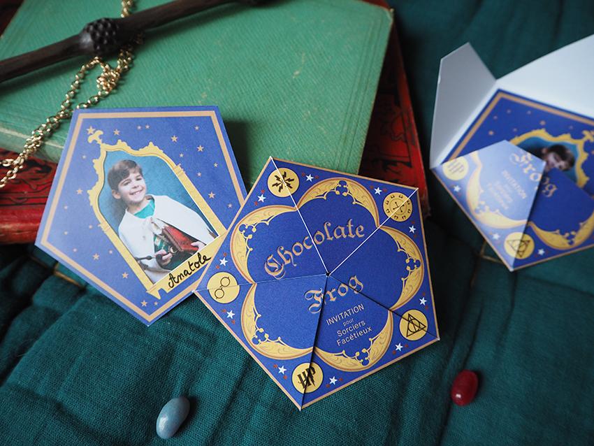 Invitation Pour Un Anniversaire Harry Potter Free Printable Les